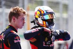 Даниил Квят, Scuderia Toro Rosso и Карлос Сайнс мл., Scuderia Toro Rosso