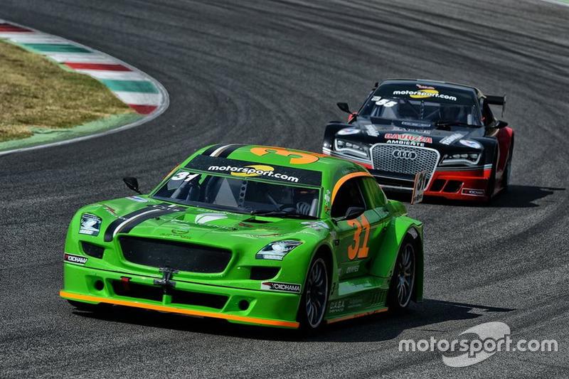 Mitjet #3 Kinetic Racing, Nicola Neri, Mauro Pizzola