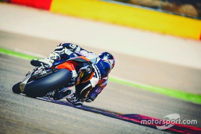 Тесты KTM в Арагоне