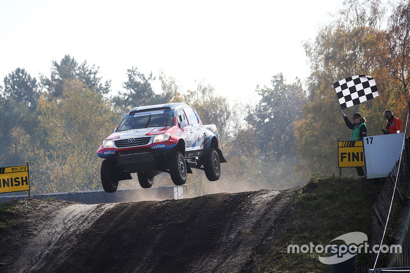 #311 Overdrive Racing Toyota: Erik van Loon
