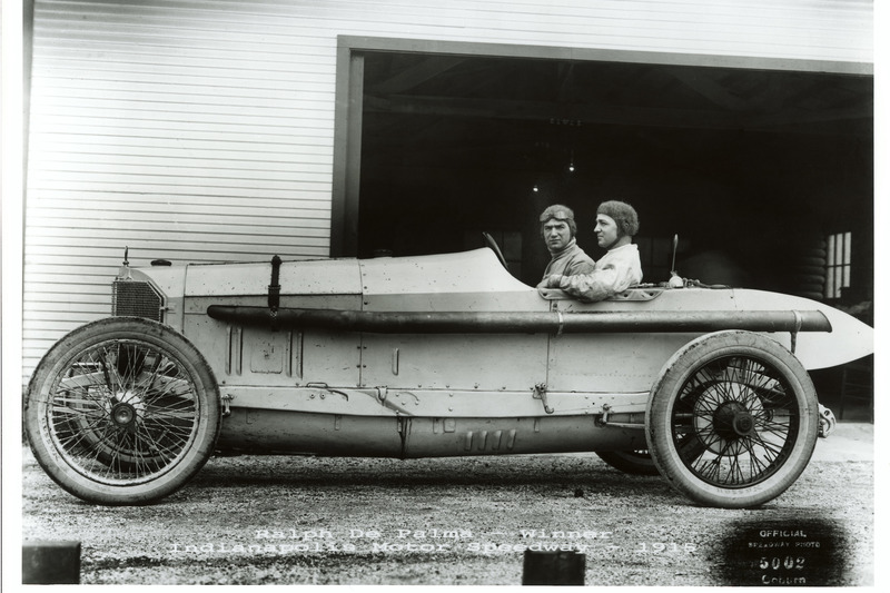 1915 - Ralph DePalma