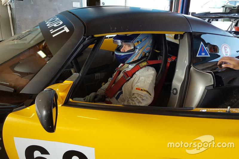 Nicola Larini, LG Motorsport