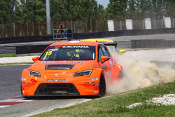 Seat Leon CUP Racer #15, Kevin Giacon