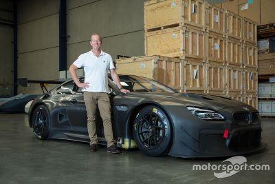 BMW M6 GT3, l'annuncio