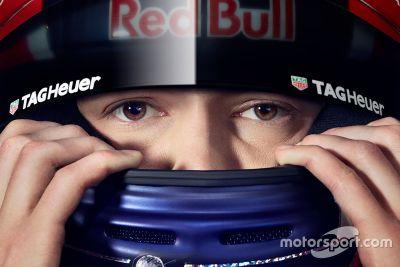 Présentation de la livrée 2016 de Red Bull Racing