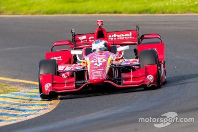 IndyCar-Test in Sonoma, Februar