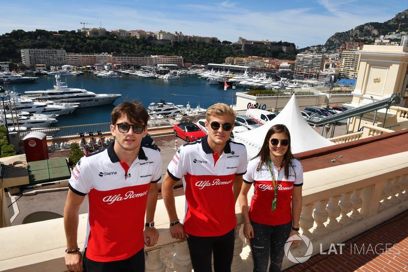 Formula 1 Fotogallery: Monte-Carlo si prepara a ospitare il GP di Monaco 2018 di F1