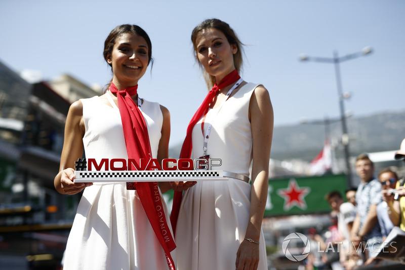 Modelle del Monaco GP