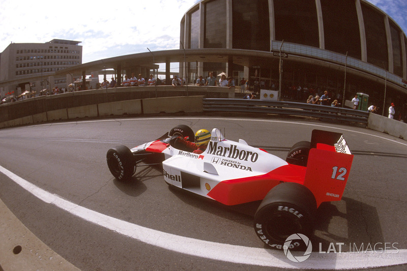 1988: Ayrton Senna (McLaren-Honda MP4/4)