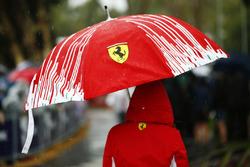 Paraguas Ferrari