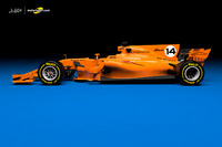 El concepto de Mclaren Renault 2018
