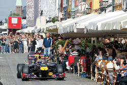 F1 Red Bull Racing show