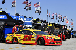 Joey Logano, Team Penske, Shell Pennzoil Ford Fusion