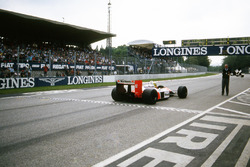 1. Ayrton Senna, McLaren MP4/4