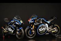 Sky Racing Team VR46, livrea 2018