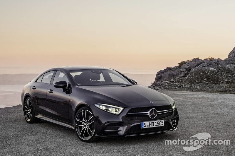 Mercedes AMG CLS53