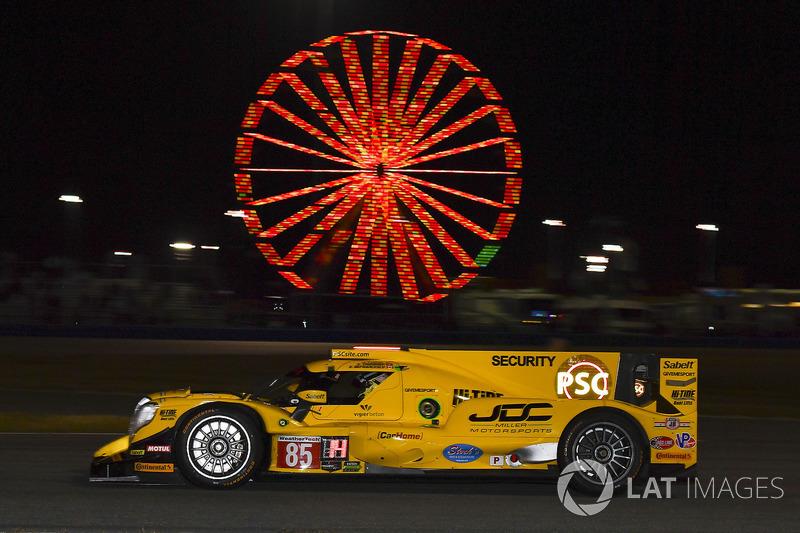 #85 JDC/Miller Motorsports ORECA 07, P: Сімон Труммер, Роберт Алон, Остін Кіндрік, Девлін Дефранческо
