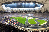 Race of Champions track layout