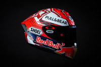 Marc Marquez, Repsol Honda Team helmet