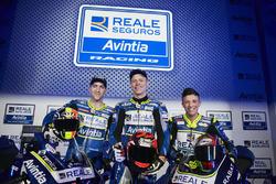 Tito Rabat, Avintia Racing and Xavier Simeon, Avintia Racing, Livio Loi, Avintia Racing Moto3