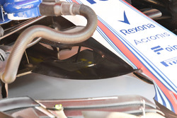 تفاصيل أنف سيارة ويليامز اف.دبليو41