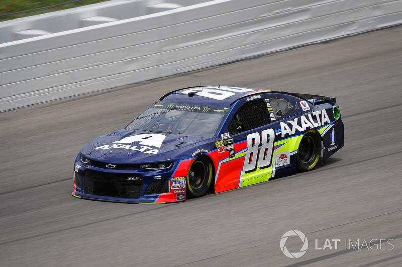 19. Alex Bowman, Hendrick Motorsports, Chevrolet Camaro Axalta