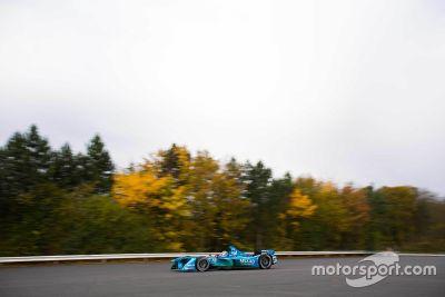 Kobayashi Donington-Test
