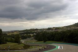 Felipe Massa, Ferrari 248 F1, Mark Webber, Williams FW28 and Kimi Raikkonen, McLaren Mercedes MP4/21