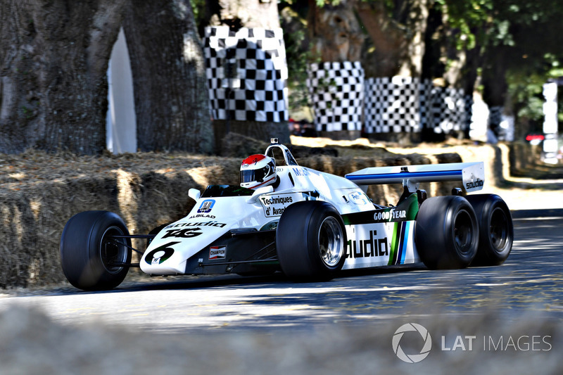 Tyrrell 6 Wheeler