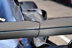 Mercedes-AMG F1 W09 rear wing detail
