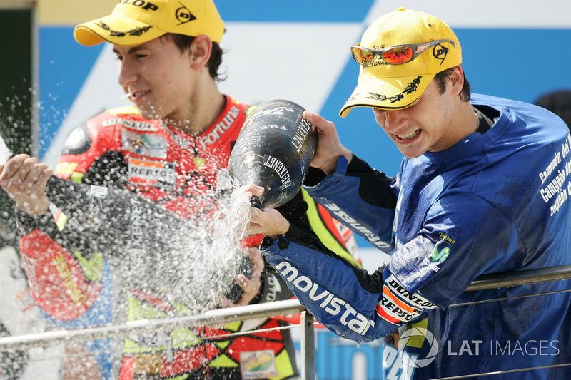 2005: GP de Australia: segundo título de 250cc