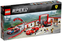 Lego Speed Champions Ferrari Ultimate Garage