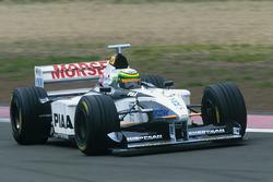 Рикардо Россет, Tyrrell Racing