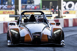 Travis Pastrana driving the Radical SR3 RSX