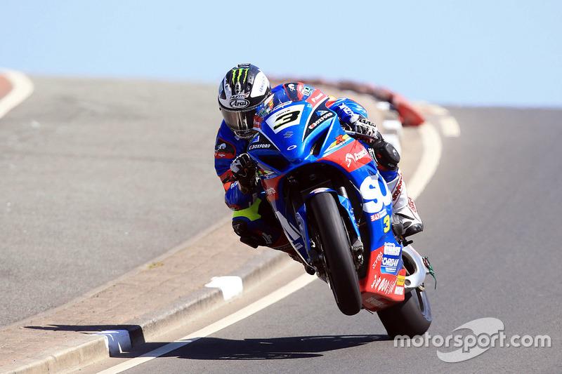 5. Michael Dunlop, Suzuki