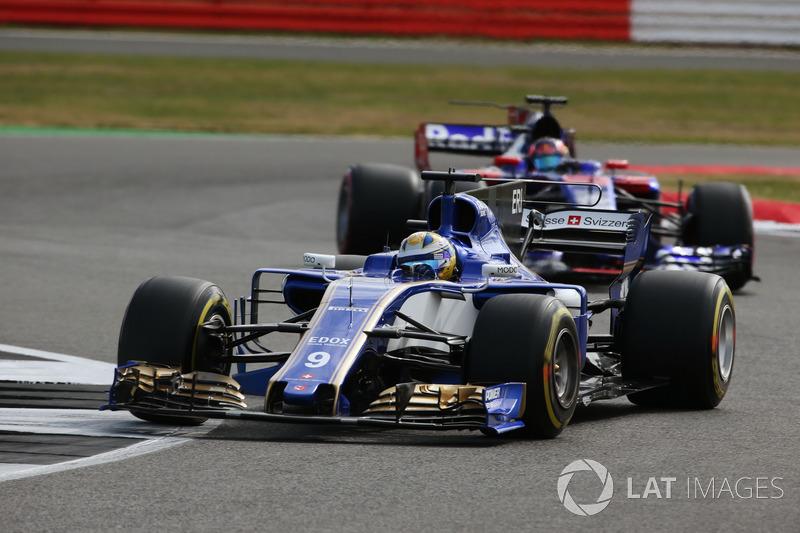 Маркус Ерікссон, Sauber C36,Данііл Квят, Scuderia Toro Rosso STR12
