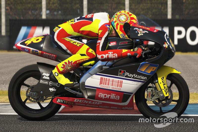 Valentino Rossi, Aprilia RSW 1999