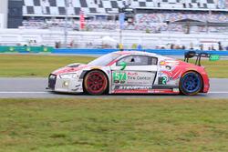#57 Stevenson Motorsports Audi R8 LMS GT3: Andrew Davis, Lawson Aschenbach, Matt Bell, Robin Liddell