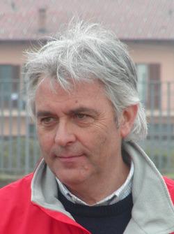 Piero Capello, organisateur Rally Valli Cuneesi
