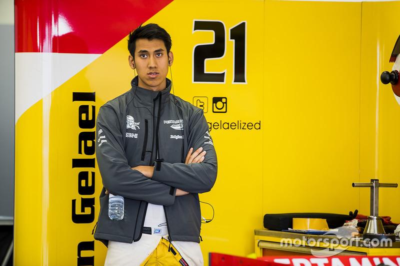 Шон Гелаэль, Toro Rosso