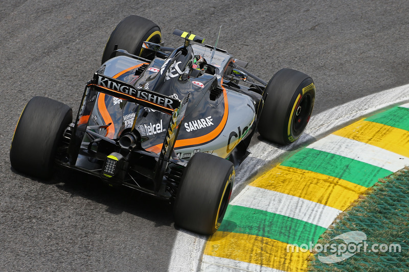 9. Sergio Perez, Sahara Force India F1