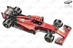 DUPLICATE: Ferrari F14 T 3/4 view