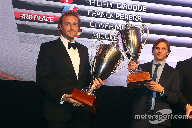 2016 Endurance Cup Pro-AM Cup pilotos, Alessandro Bonacini, Andrea Rizzoli, campeones
