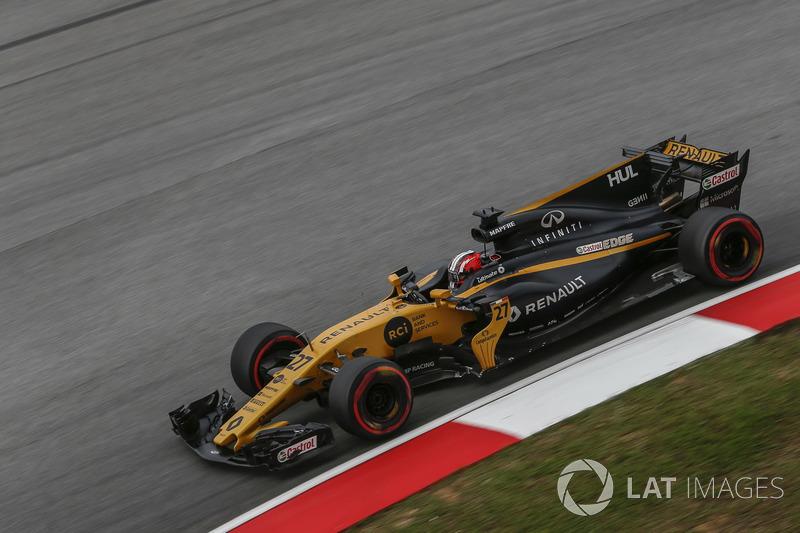 Em suas duas participaçõs no GP do México, Nico Hulkenberg foi sétimo em ambas.