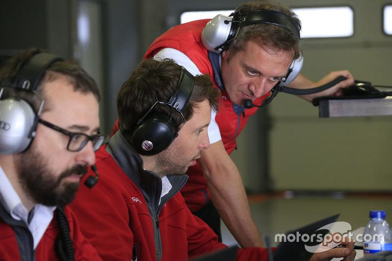 Arnau Niubo, Michael Petit, Daniel Grunwald, Audi