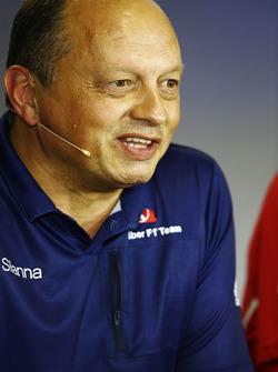 Руководитель команды Sauber Фредерик Вассёр