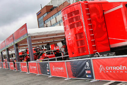 Service-Park: Citroën World Rally Team