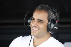 Juan Pablo Montoya, Team Penske