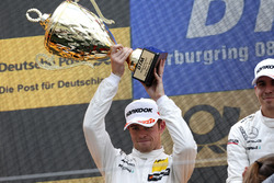 Podium: 2. Paul Di Resta, Mercedes-AMG Team HWA, Mercedes-AMG C63 DTM