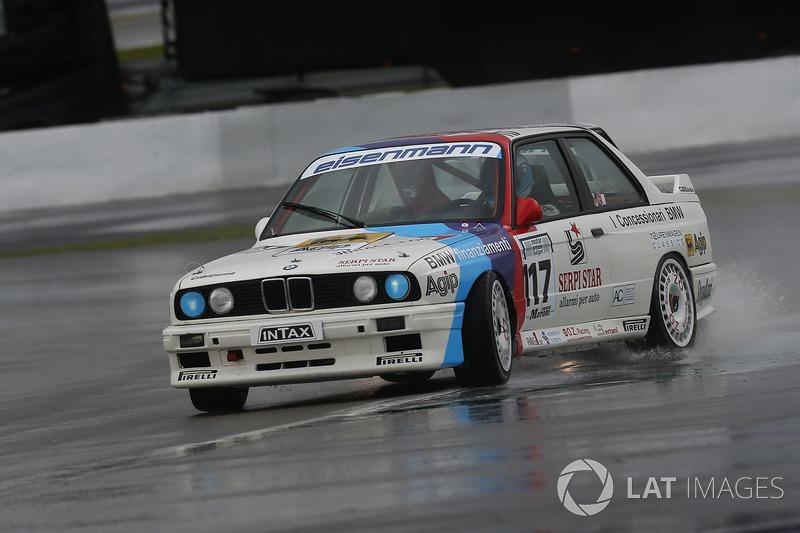 #117 Paul Andrew, BMW M3 DTM